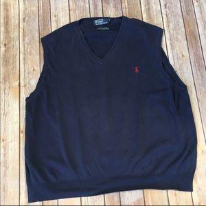 Ralph Lauren (Polo) sweater vest